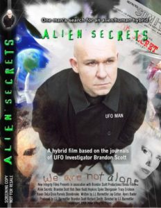Alien Secrets Brandon Scott